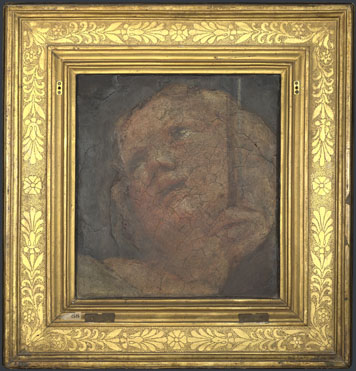 Correggio: 'Head of an Angel'