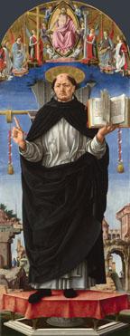 Francesco del Cossa: 'Saint Vincent Ferrer'