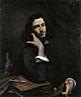 Gustave Courbet 'Self Portrait (L'Homme à la Ceinture de Cuir)'