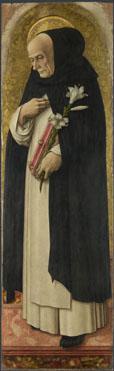 Carlo Crivelli: 'Saint Dominic'