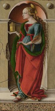 Carlo Crivelli: 'Saint Mary Magdalene'