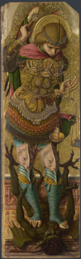 Carlo Crivelli: 'Saint Michael'
