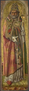 Carlo Crivelli, 'Saint Peter'