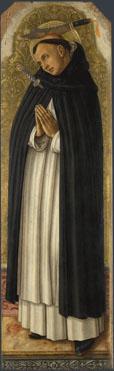 Carlo Crivelli: 'Saint Peter Martyr'