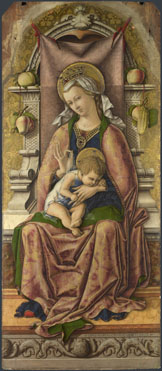 Carlo Crivelli, The Virgin and Child