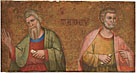 Two Apostles (Saints Andrew and Thaddeus)