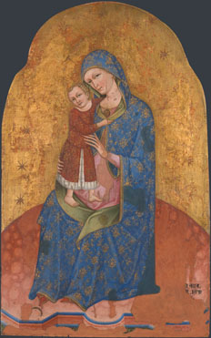 Dalmatian: 'The Virgin and Child'