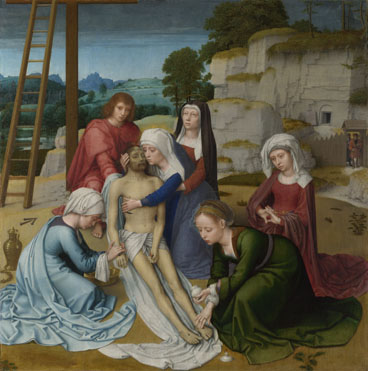 Gerard David: 'Lamentation'