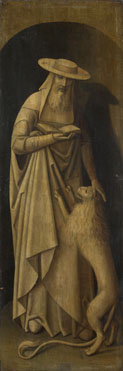 Followers of Gerard David: 'Saint Peter and a Donor'
