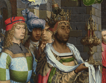 Jan Gossaert, Adoration of the Kings