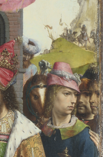 Jan Gossaert, The Adoration of the Kings
