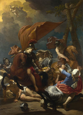 Karel Dujardin: 'The Conversion of Saint Paul'