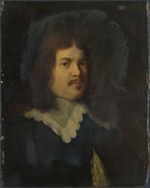 Dutch: 'Portrait of a Man'