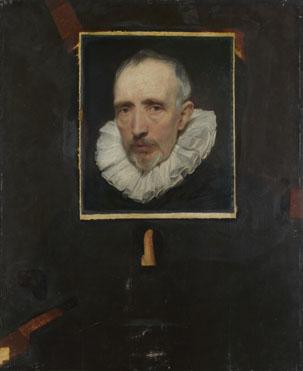 Anthony van Dyck: 'Portrait of Cornelis van der Geest'