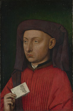 Follower of Jan van Eyck: 'Marco Barbarigo'