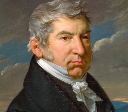 Portrait of François-Xavier Fabre