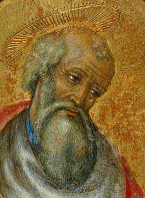 fig. 44  Detail of Saint Jerome, Christian Museum, Esztergom, inv. 55.177
