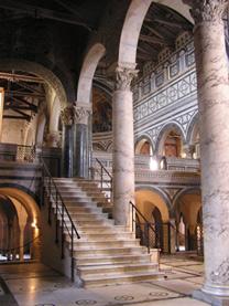 San Miniato, Florence.