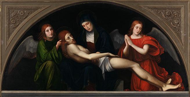 Francesco Francia: 'Pietà'
