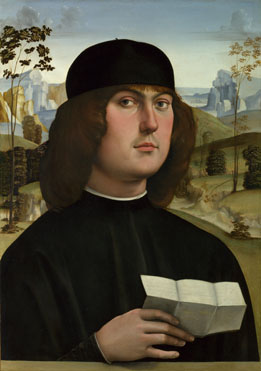 Francesco Francia: 'Bartolomeo Bianchini'