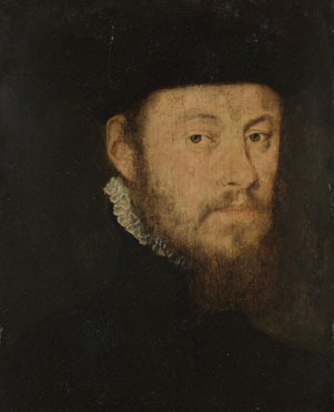 French (?): 'Portrait of a Man'