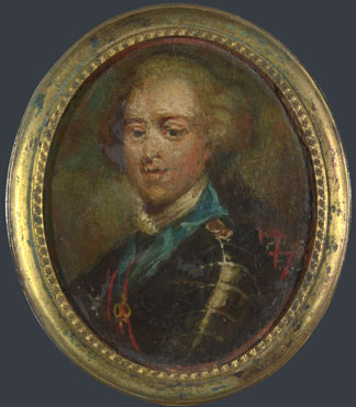 French: 'Prince Charles Edward Stuart (The Young Pretender)'