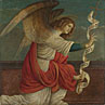 The Annunciation: The Angel Gabriel