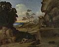 Giorgione 'Il Tramonto (The Sunset)'