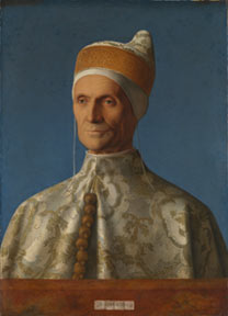 Giovanni Bellini, 'Doge Leonardo Loredan', 1501-2