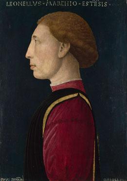 Giovanni da Oriolo: 'Leonello d'Este'