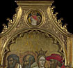 Saints Raphael and Tobias: Roundel above Right Panel