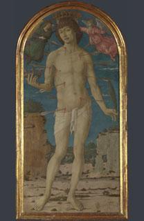 Matteo di Giovanni, Saint Sebastian