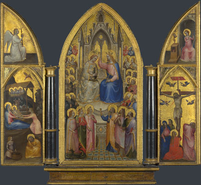 Giusto de' Menabuoi: 'The Coronation of the Virgin, and Other Scenes'