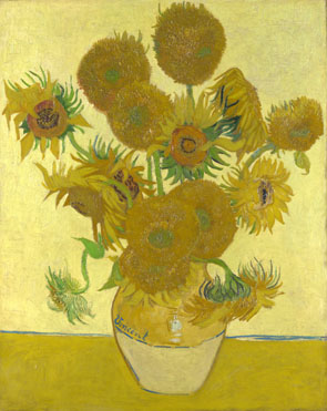 Vincent van Gogh: 'Sunflowers'