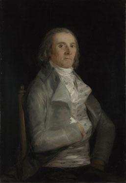 Francisco de Goya: 'Don Andrés del Peral'