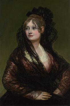 Francisco de Goya: 'Doña Isabel de Porcel'