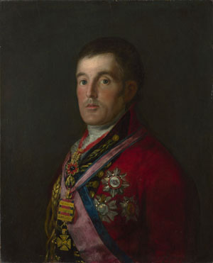 Francisco de Goya: 'The Duke of Wellington'