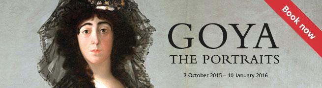Detail from Francisco de Goya, The Duchess of Alba, 1797 © Courtesy of The Hispanic Society of America, New York