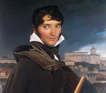 Portrait of François-Marius Granet