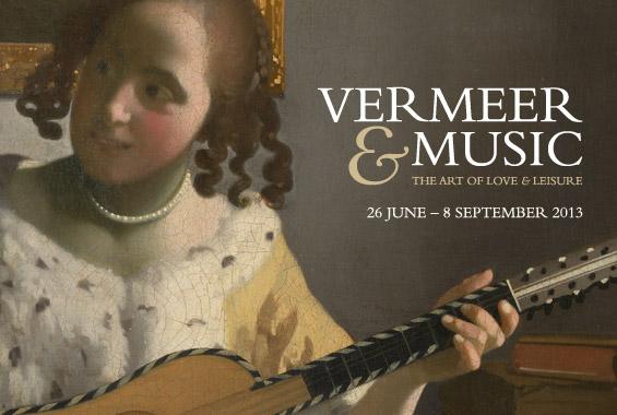Vermeer, 'The Guitar Player'