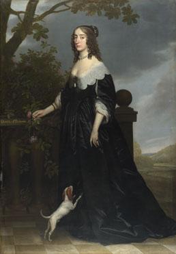 Gerrit van Honthorst: 'Elizabeth Stuart, Queen of Bohemia'