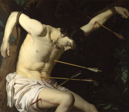 Gerrit van Honthorst: 'Saint Sebastian'
