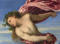Titian: 'Bacchus and Ariadne'