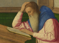 Catena, 'Saint Jerome in his Study'