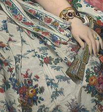 Jean-Auguste-Dominique Ingres 'Madame Moitessier', 1856