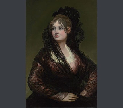 Francisco de Goya's 'Portrait of Doña Isabel de Porcel': A Question of Attribution