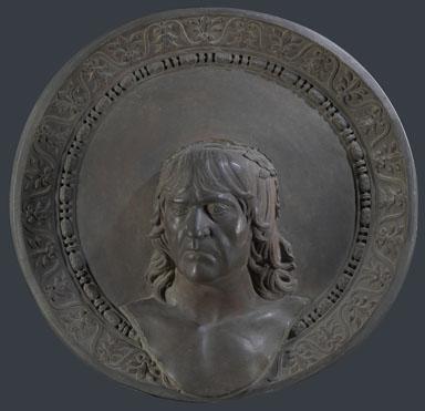 Italian: 'Bust Portrait of Andrea Mantegna'