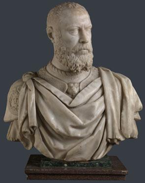 Italian: 'Bust Portrait of Leonardo Rinaldi (?)'