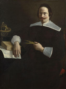Italian, Emilian: 'A Mathematician (?)'