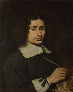 Italian, Emilian: 'Portrait of a Painter'